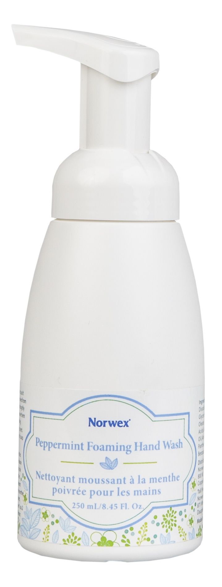 Norwex Peppermint Foaming Hand Wash - Peppermint