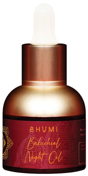 Bhumi Bakuchiol Night Oil