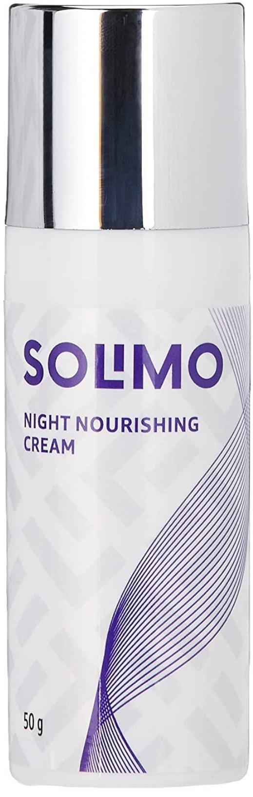 Solimo Night Nourishing Cream