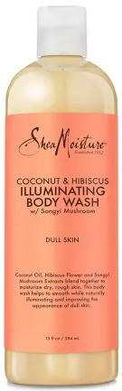 SheaMoisture Body Wash - Coconut & Hibiscus