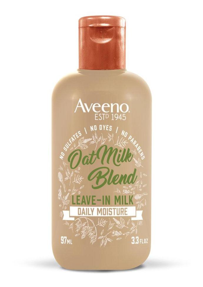 Aveeno Oat Milk Blend Leave-In Milk Hair Treatment