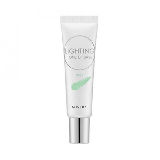 Missha Lighting Tone Up Base - Mint