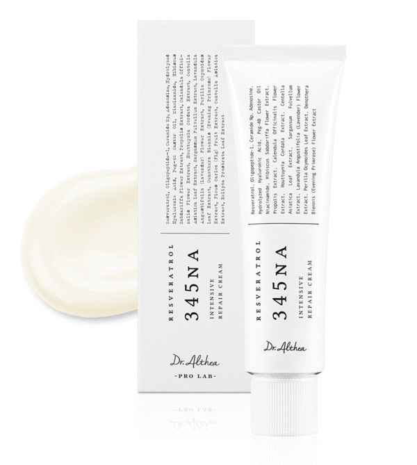 Dr. Althea Resveratrol 345NA Intensive Repair Cream