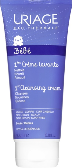 Uriage Bébé - 1st Cleansing Cream