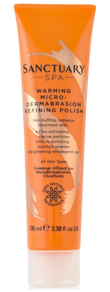 Sanctuary Spa Warming Micro-Dermabrasion Refining Polish