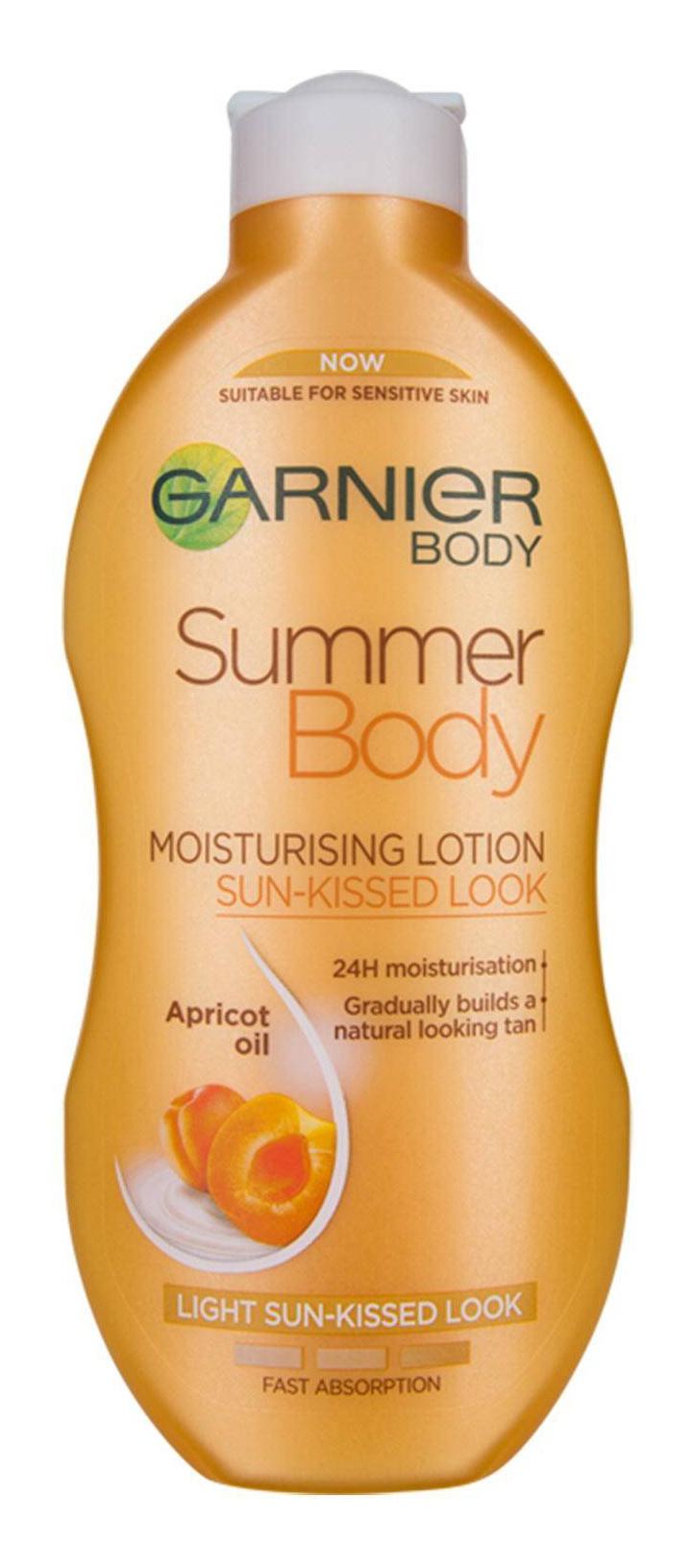 Garnier Summer Body Sun-Kissed Light Lotion