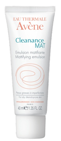 Eau Thermale Avène Cleanance Mat Mattifying Emulsion