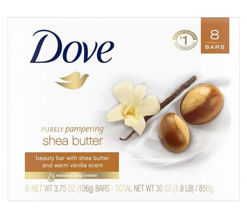 Dove Beauty Bar Shea Butter Vanilla