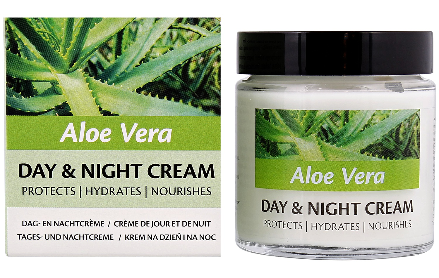 Action Aloe Vera Day & Night Cream
