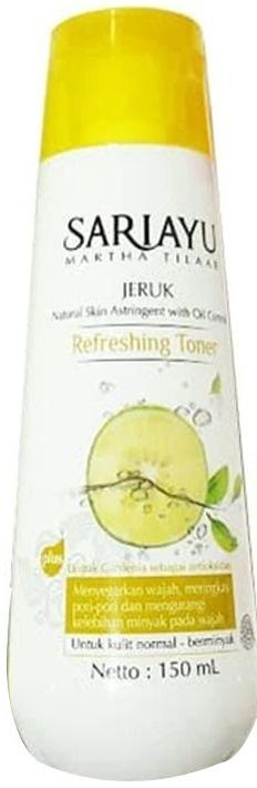Sariayu Refreshing Toner Jeruk