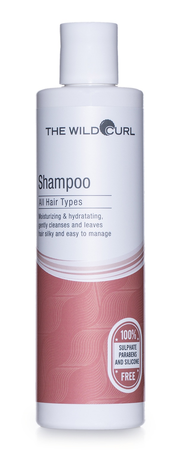 The Wild Curl Gently Cleansing Shampoo
