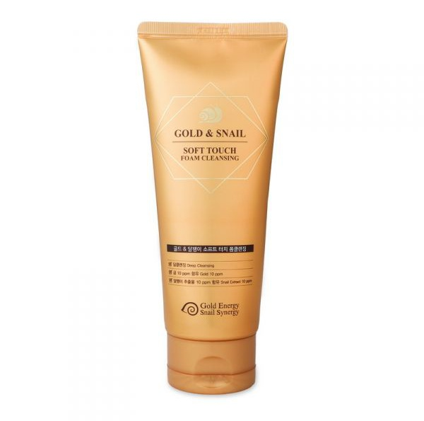 Gold Energy Gold&Snail Soft Touch