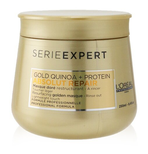 L'Oreal Professionnel Serie Expert Absolut Repair Gold Quinoa + Protein Masque