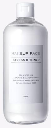 Nakeup Face Stress Zero Toner