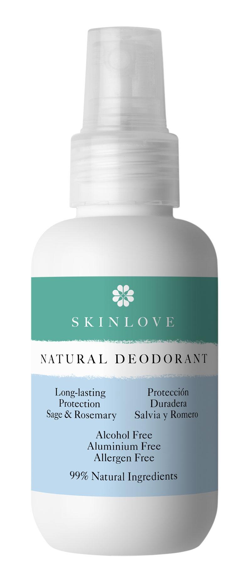 Skinlove natural joy Natural Deodorant