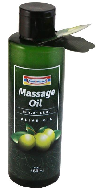 Indomaret Massage Oil