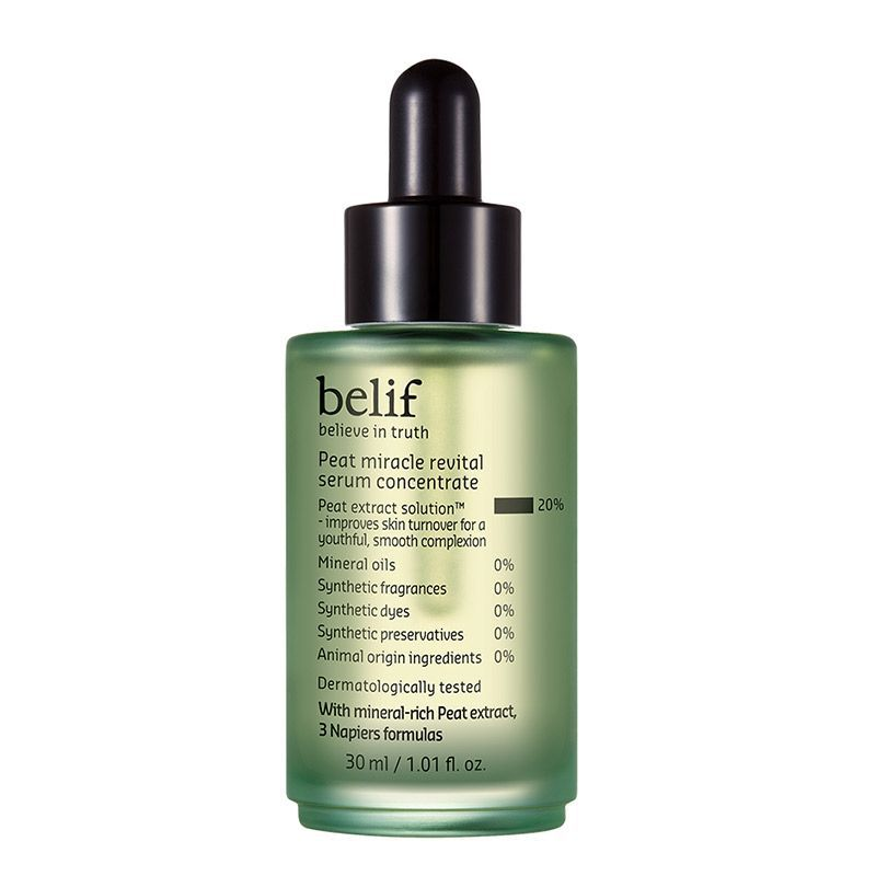 Belif Peat Miracle Serum