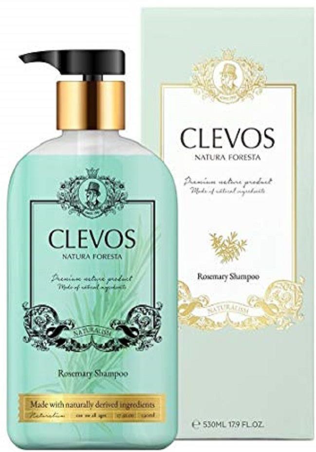 Clevos Natura Foresta Organic Shampoo (in Rosemary)