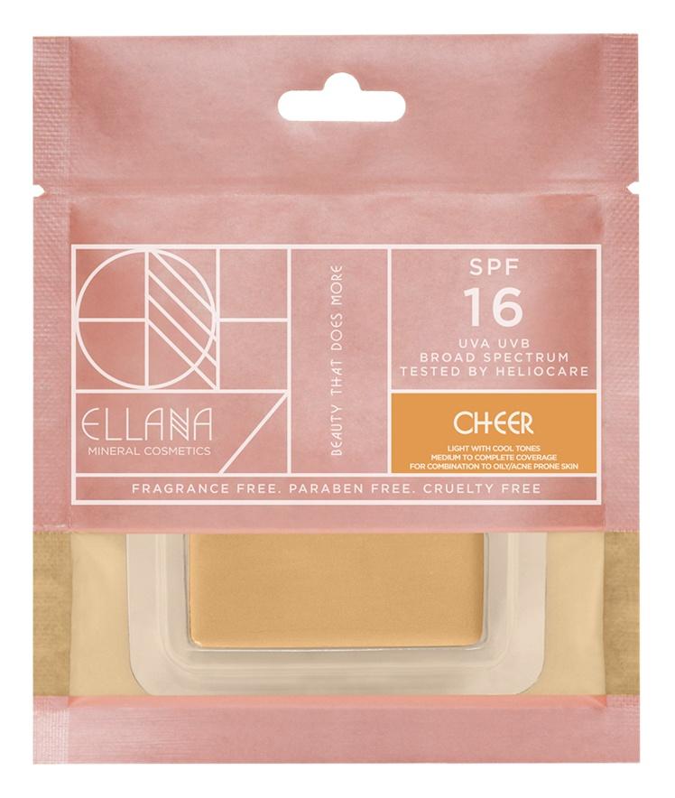 Ellana Cream To Powder Foundation (Cheer)