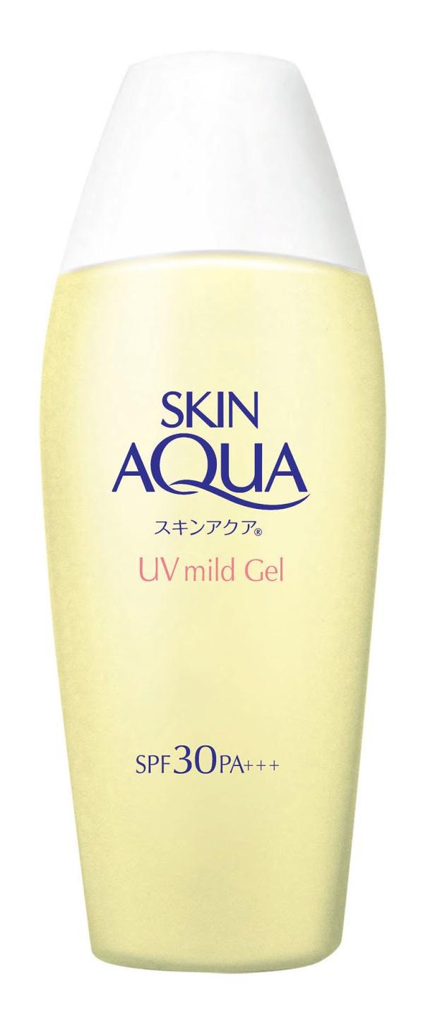Rohto Skin Aqua Uv Mild Gel Spf 30 Pa+++