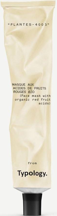 Typology Peeling Mask With Organic Red Fruit Acids