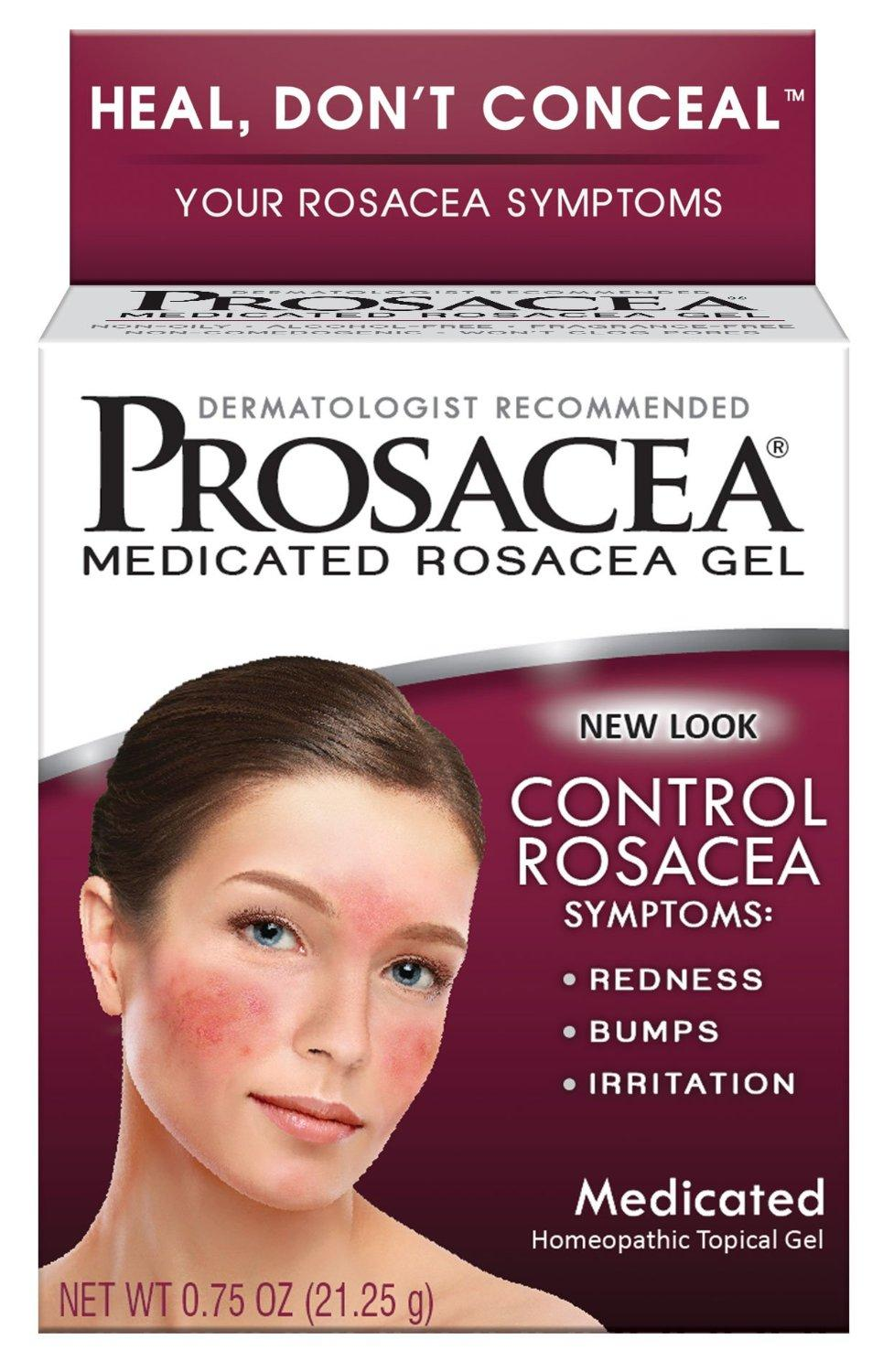 PROSACEA Medicated Rosacea Gel