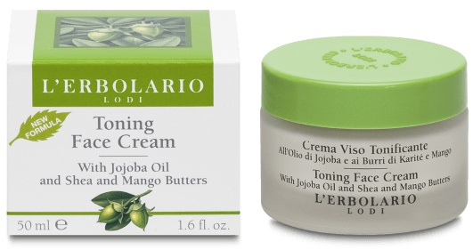 L'Erbolario Toning Face Cream