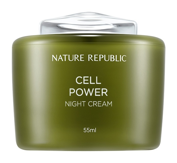 Nature Republic Cell Power Night Cream