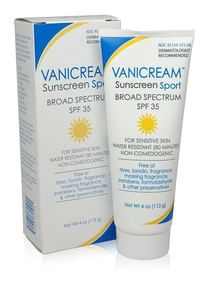 Vanicream Sunscreen Sport, Spf 35