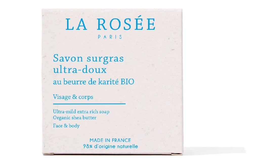 La rosée Surfatted Soap Ultra-Soft & Natural