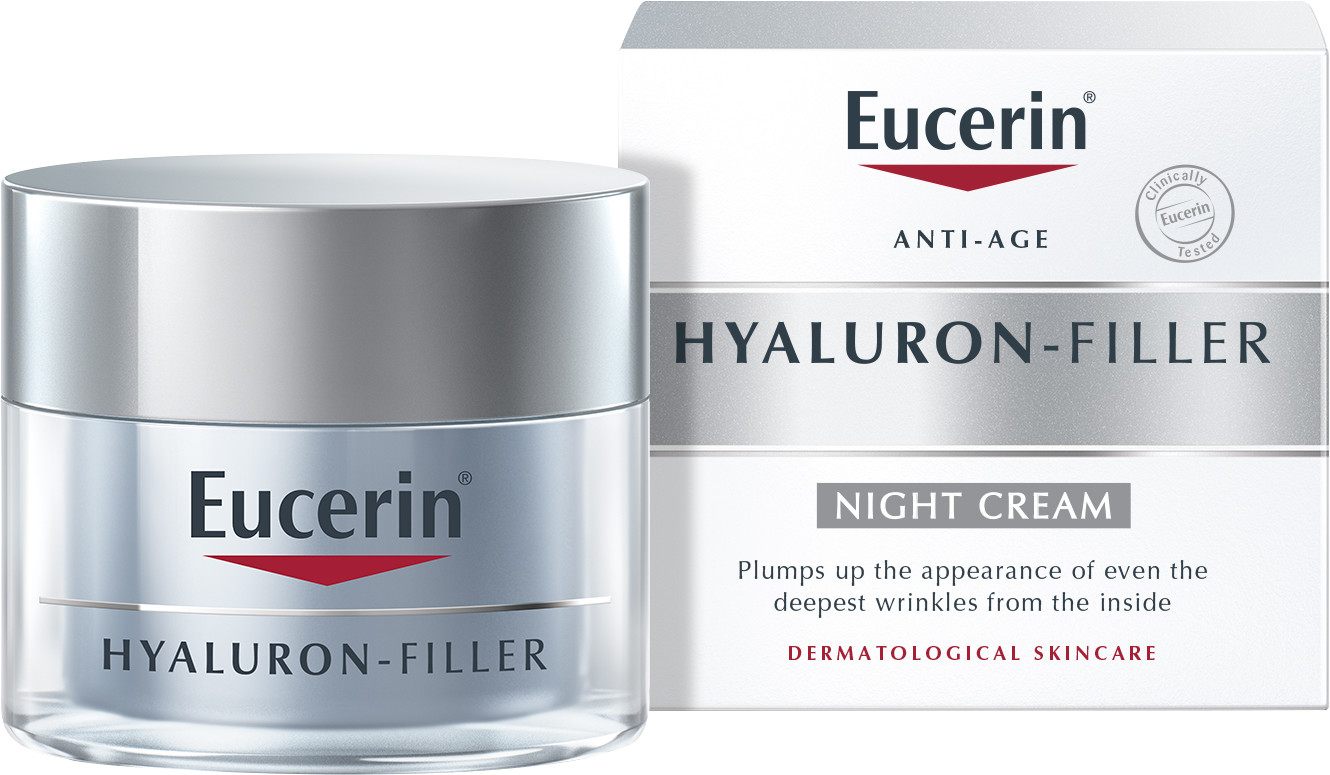 Eucerin Hyaluron Filler Night Cream