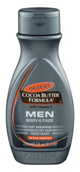 Palmer's Cocoa Butter Formula Men Body & Face Lotion