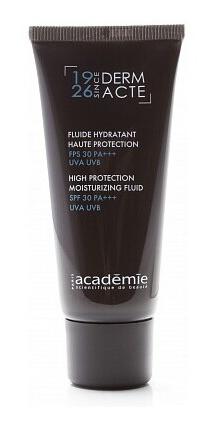 Academie High Protection Moisturizing Fluid Spf 30 Pa***