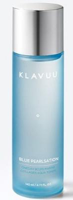 KLAVUU Blue Pearlsation Oneday 8Cups Marine Collagen Aqua Toner