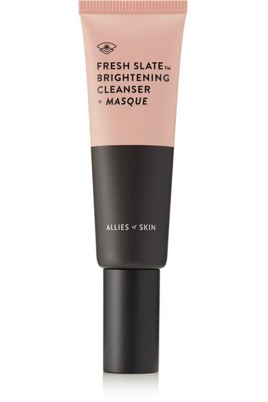 Allies of Skin Fresh Slate Brightening Cleanser + Masque