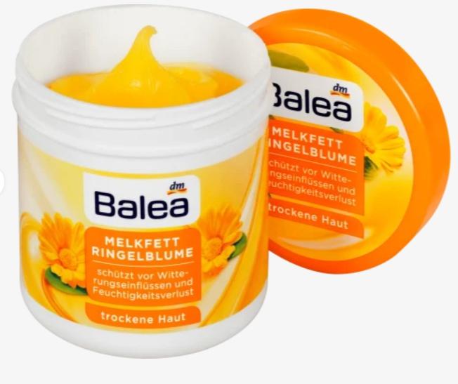 Balea Melkfett Marigold Cream