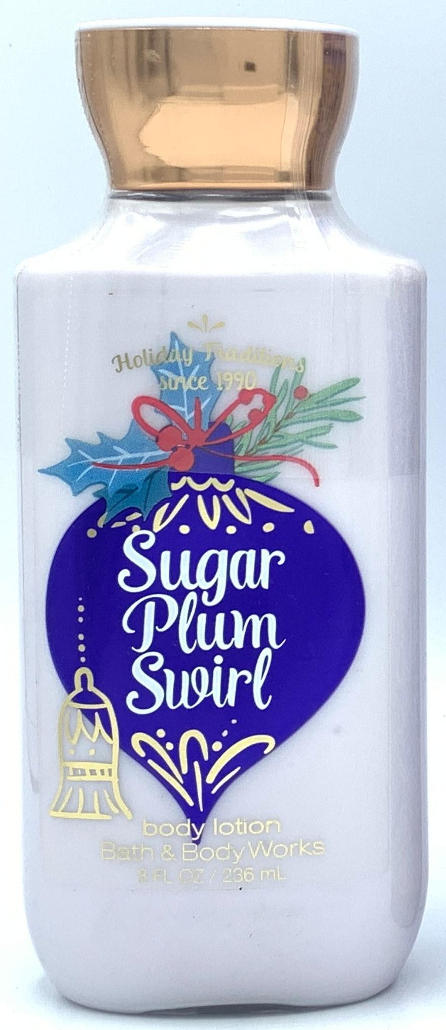 Bath & Body Works Sugar Plum Swirl Body Lotion