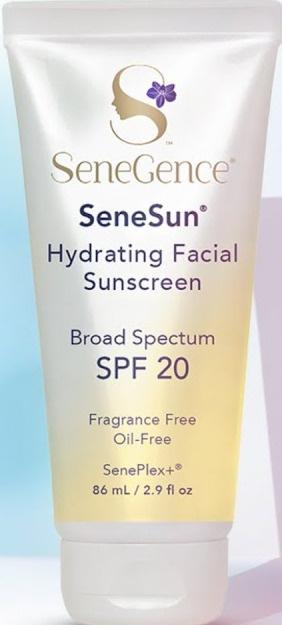 SeneGence Senesun® Hydrating Facial Sunscreen