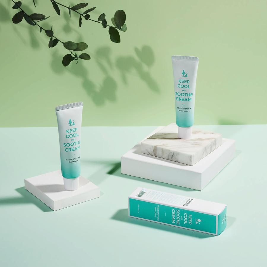 KEEP COOL Soothe Phytogreen Repair Cream