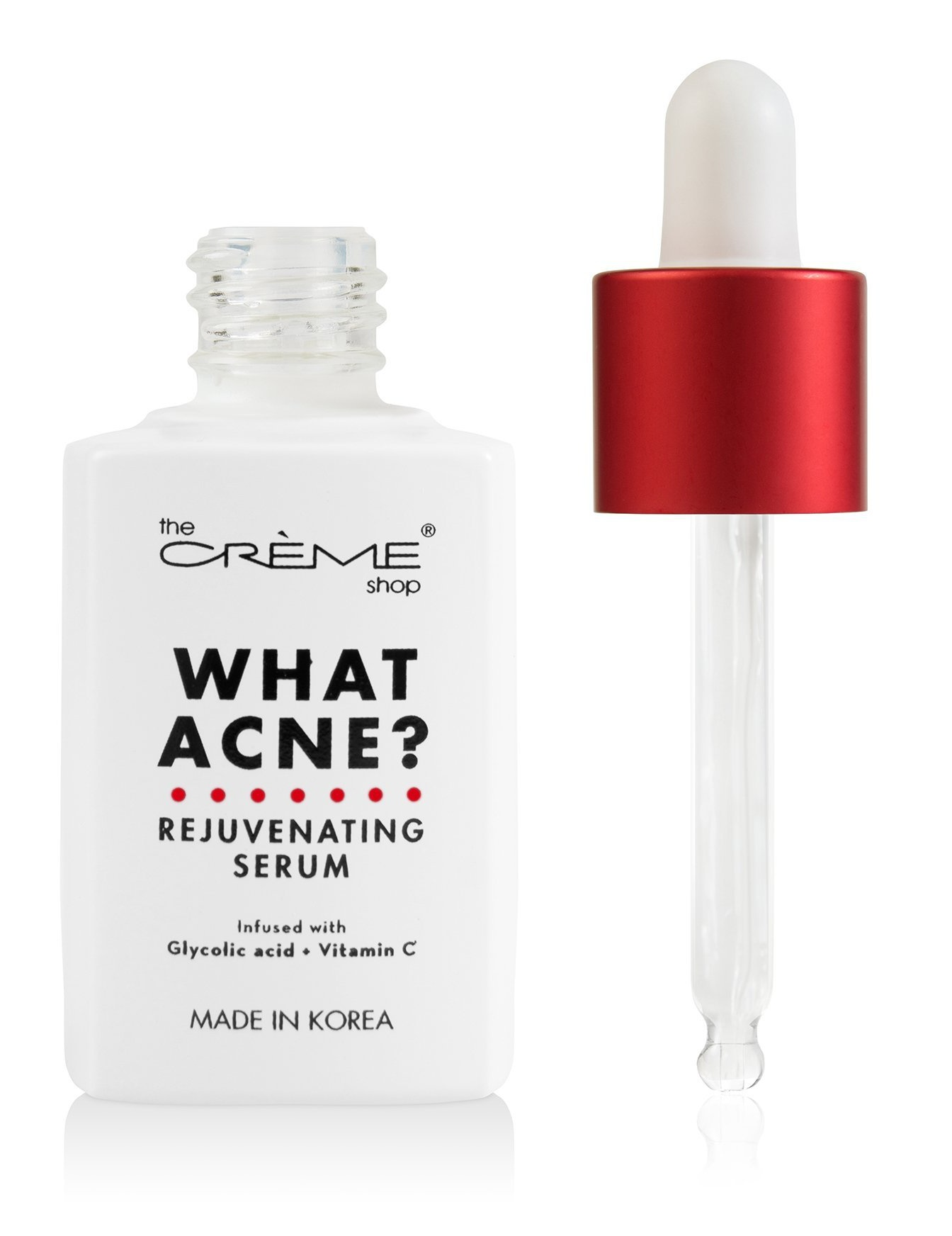 The Creme Shop What Acne? Rejuvenating Serum