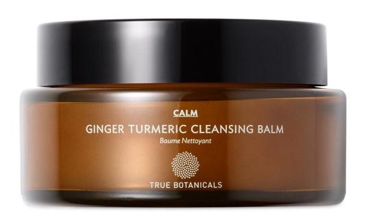 TRUE BOTANICALS Calm Ginger Turmeric Cleansing Balm