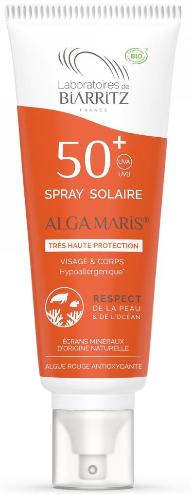Laboratoires de Biarritz Sun Spray Alga Maris SPF 50+