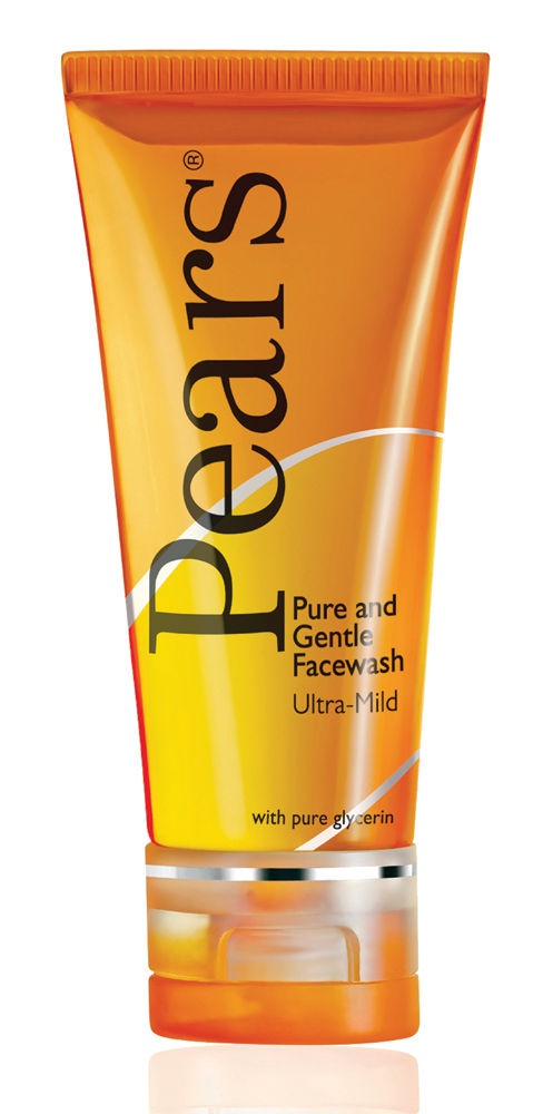 Pears Ultra Mild Facewash - Pure & Gentle