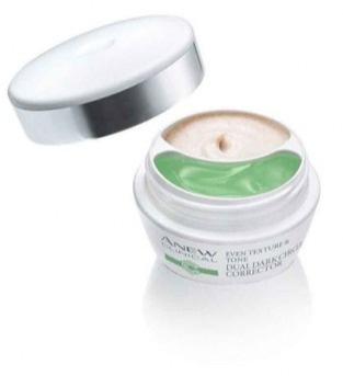 Avon Anew Clinical Corrector de ojeras dual gel + cream