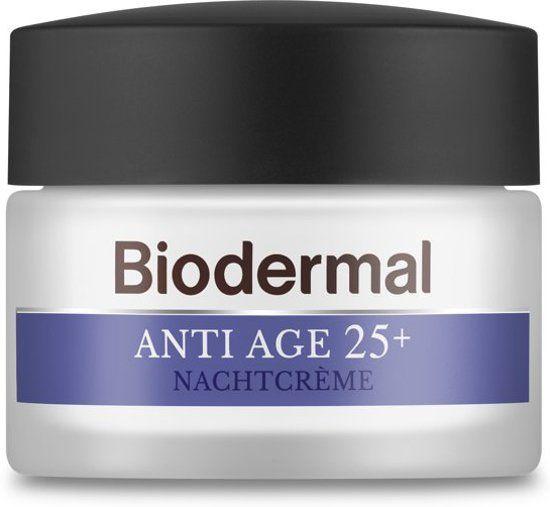 Biodermal ANTI-AGEING 25+ NACHTCRÈME