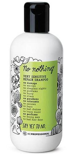 No Nothing Very Sensitive Repair Shampoo