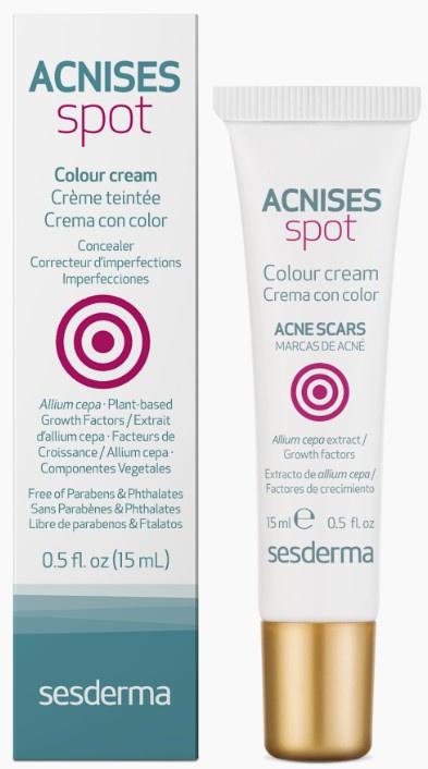 Sesderma Acnises Spot Colour Cream