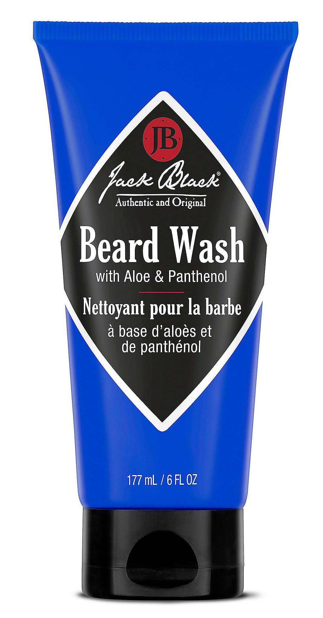 Jack Black Beard Wash with Aloe & Panthenol