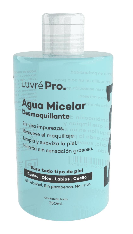 LuvrePro Agua Micelar 5 En 1