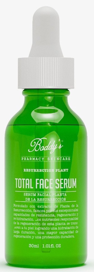 Boddy's Pharmacy Skincare Resurrection Plant Total Face Serum